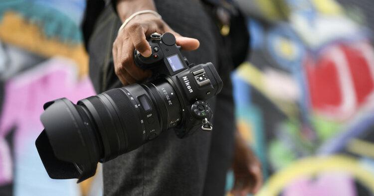 Nikon Z6 II staje się aparatem do filmowania. Dzięki nowemu firmware'owi -