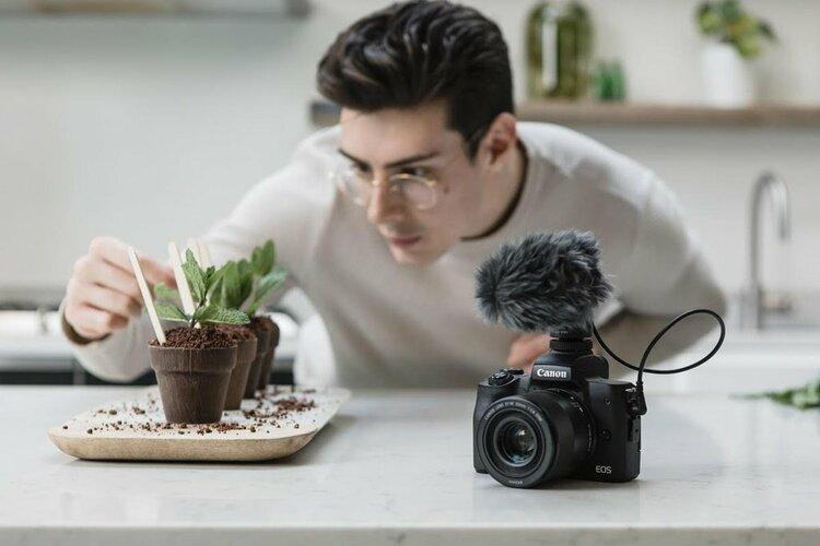 Canon EOS M50 Mark II. Popularny aparat w nowej odsłonie -