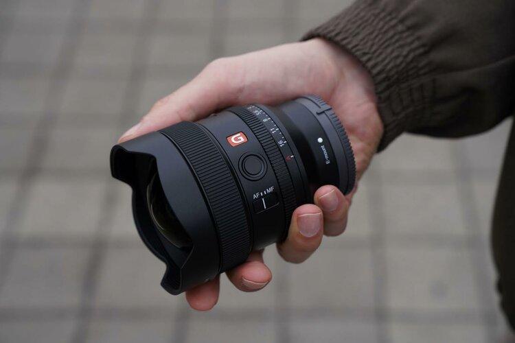 Sony FE 14mm F1.8 G Master. Szeroki i kompaktowy -