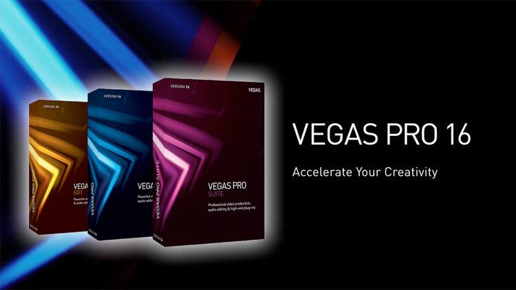 Vegas Pro 16 za 115 zł (dożywotnio) z dodatkami to okazja roku! -