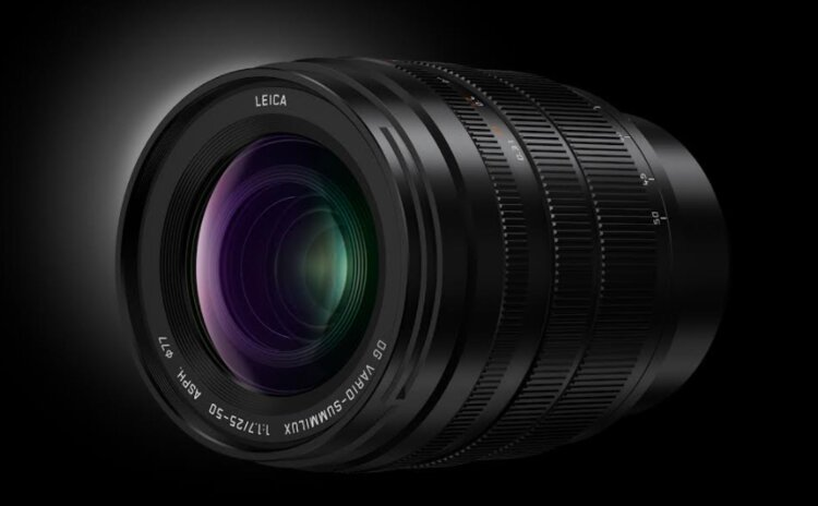 LEICA DG VARIO-SUMMILUX 25-50mm f/1.7 to jasny zoom dla Mikro 4/3 -