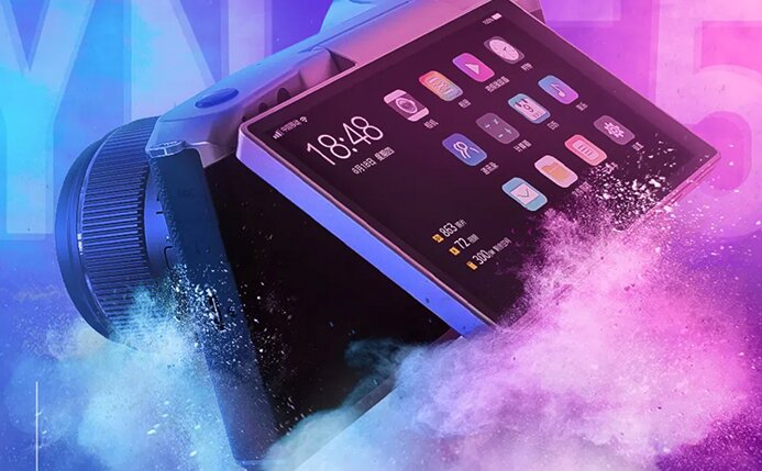 Yongnuo YN455 to połączenie aparatu ze smartfonem -