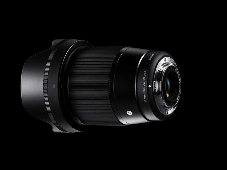 Okazja! Sigma 16mm f/1.4 DC DN dla Sony E za 1599 zł -