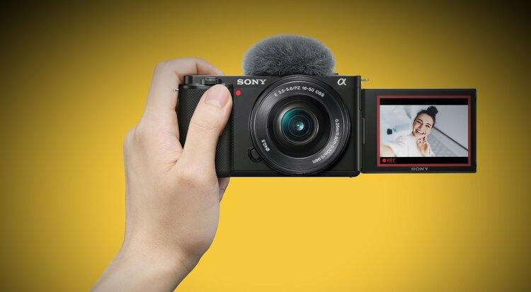 Sony ZV-E10 to bezlusterkowiec stworzony do filmowania -