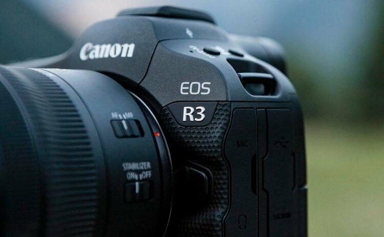 Canon EOS R3 – bezlusterkowiec dla sportu, z innowacyjną funkcją -