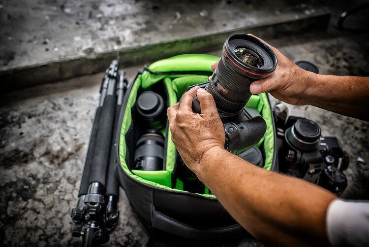 Plecaki fotograficzne dla profesjonalistów – postaw na sprawdzone artykuły! -